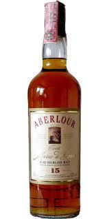 Aberlour 15 Years Old Cuvée Marie d'Écosse