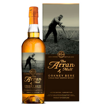 Arran Orkney Bere 8 Year Old