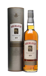 Aberlour 10 Years Old Sherry Finish