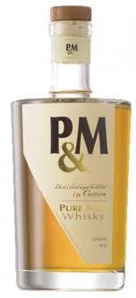 P&M Whisky