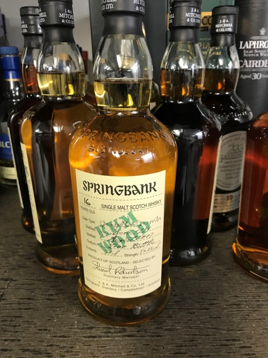 Springbank 1991 16 Years Old