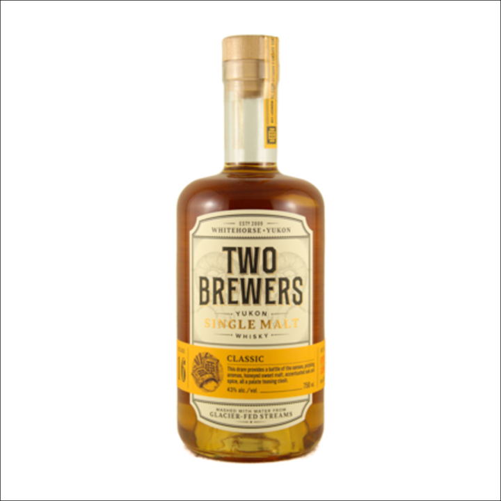 Two Brewers Release 16 Classic