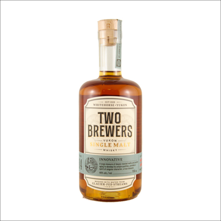 Two Brewers Release 14 Innovative