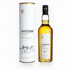 anCnoc 12 Years Old