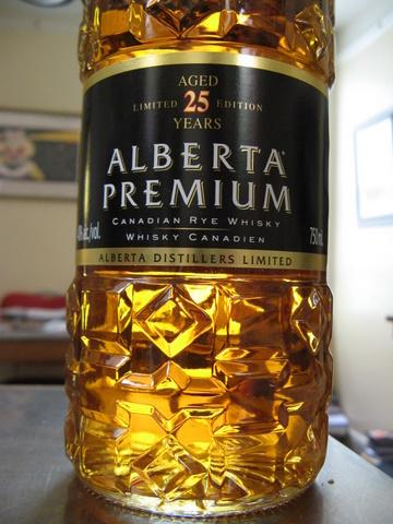Alberta Premium 25 Years Old