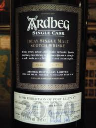 Ardbeg 2000 Single Cask Lord Robinson of Port Ellen