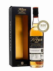 Arran 14 Years Old, Private Cask