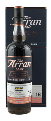 Arran 18 Years Old KWM
