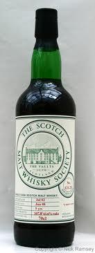 Arran 5 Years Old Scottish Malt Whisky Society