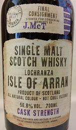 Arran Lochranza Final Consignment
