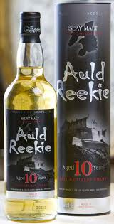 Auld Reekie 10 Years Old Duncan Taylor