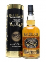 Balblair 1979 26 Years Old