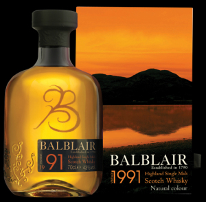 Balblair 1991, 26 Years Old, 2nd Release