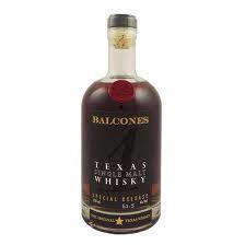 Balcones Texas Single Malt Release Batch 1182/1285