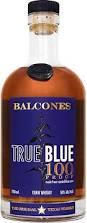 Balcones True Blue 100 Proof