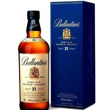 Ballantine's 21 Years Old