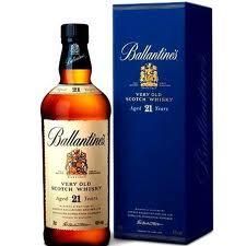 Ballantine's 21 Years Old