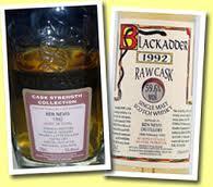 Ben Nevis 92 Sherry Cask Blackadder