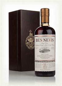 Ben Nevis 1998 15 Years Old
