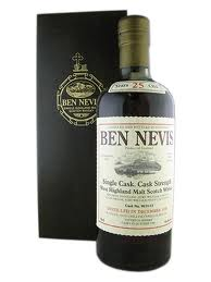 Ben Nevis 25 Years Old