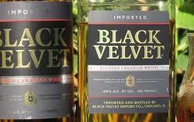 Black Velvet 3 Years Old