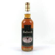 Bladboch 12 Years Old, Cask Strength