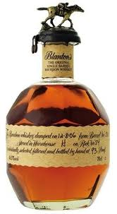 Blanton's Single Barrel No 349