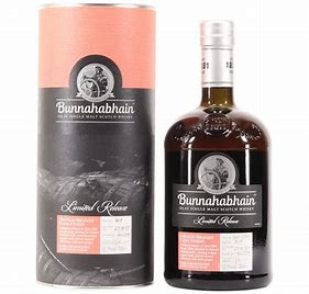 Bunnahabhain 2007 13 Years Old French Brandy Cask Finish