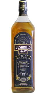 Bushmills 12 Years Old Select Casks