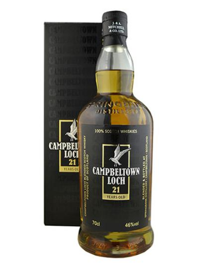 Campbeltown Loch 21 Years Old