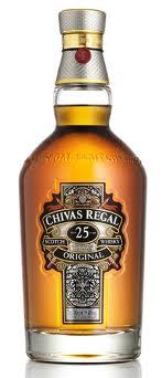 Chivas Regal 25 Years Old