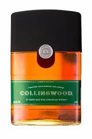 Collingwood 21 Years Old Rye