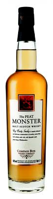Compass Box - The Peat Monster