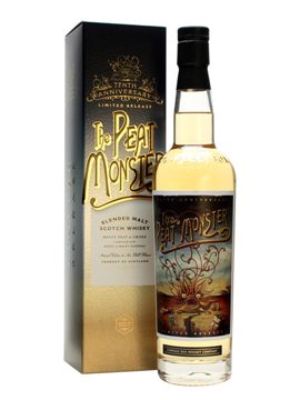 Compass Box - The Peat Monster 10th Anniversary
