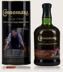 Connemara Sherry Finish, Limited  Edition Small Batch Collection