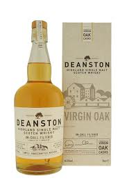 Deanston Virgin Oak Finish