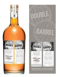 Double Barrel Macallan & Laphroaig