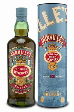 Dunville's 12 Years Old PX Cask