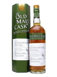 Glen Scotia 15 Years Old Old Malt Cask