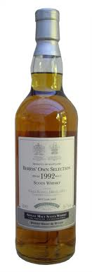 Glen Scotia 1992 16 Years Old Berry's Own Selection