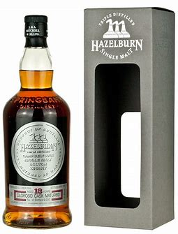 Hazelburn 13 Years Old, Oloroso Cask Matured