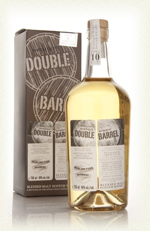 Double Barrel Highland Park & Bowmore