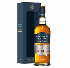 Knappogue Castle 12 Years Old, French Oak Cask