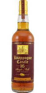 Knappogue Castle 16 Years Old Twin Wood