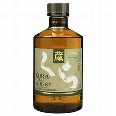 Kura Pure Malt, Finished in Japanese Rum Barrels