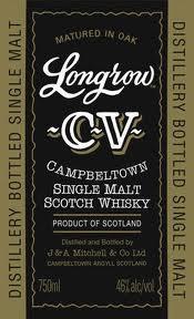 Longrow CV