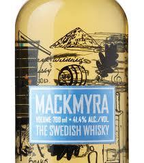 Mackmyra The Swedish Whisky
