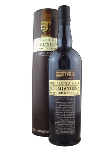 Old Ballantruan 'The Peated Malt'