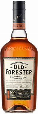 Old Forester 100 Proof
