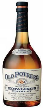 Old Potrero Hotaling's Single Malt Whiskey 12 Years Old